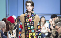 Fashion Week de Londres : les applications se font vêtements chez J.W. Anderson