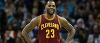 Nike firma com LeBron James o maior contrato de patrocínio da sua história