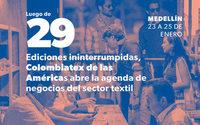 Colombiatex calienta motores y genera expectativas
