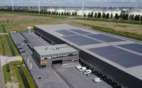 DHL opens new parcel sorting center in Amsterdam