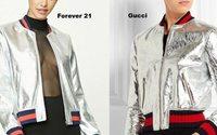 Gucci судится с Forever 21