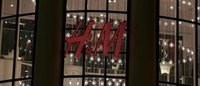 H&M sales rise 10 percent in February, just below expectations