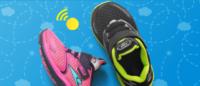 Klin lança ténis para monitorar os passos das crianças