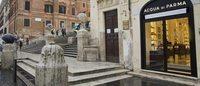 Acqua di Parma apre a Roma