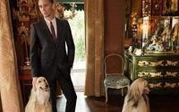 Gucci Men's Tailoring sceglie Hiddleston