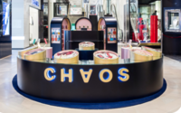 Chaos opens Galeries Lafayette boutique and Paris pop up for the magazine - all in one month