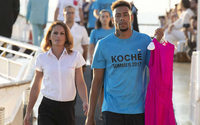 Nella Cruise di Koché l'omaggio al melting pot della meticcia Marsiglia
