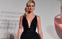 Fashion influencer Ferragni steals show at Venice film festival