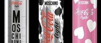 Moschino разработали дизайн для Coca-Сola