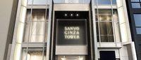 三陽商会の重点ブランド集結「三陽銀座タワー」9月オープン バーバリー銀座店を改装