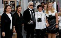Pariser Modeschauen: Chanels Couture hat Hand und Fuß