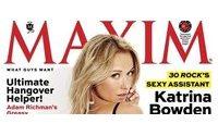 Le magazine Maxim se met au bikini