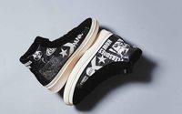 L.A.-based brand Pleasures partners with Converse for footwear collab