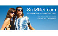 Surfstitch: Billabong's online multibrand retail site arrives in Europe