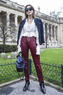 Street Fashion Paris N317