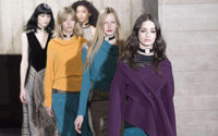 Roland Mouret back in London to face young designers