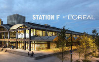 L'Oréal s'allie avec Station F pour suivre la beauté numérique