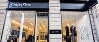 Calvin Klein gana 82,4 millones en el tercer trimestre, un 8% más