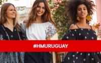 H&M pisa fuerte en América Latina y desembarca en Uruguay