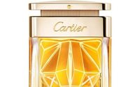 Cartier celebrates La Panthère's fifth anniversary with a new solar bottle