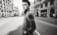 Ruby Rose is G-Star's new brand ambassador