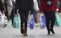 UK retail sales drop in January amid industry slowdown