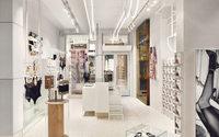 Wolford teste un nouveau concept de boutique à Amsterdam