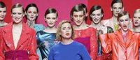 Desfiles de Madri: Agatha Ruiz de la Prada combina o arco-íris com um conforto bem feminino