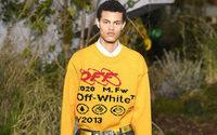 Off-White è il brand più desiderato della moda globale