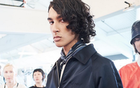 Hugo Boss presents Spring/Summer 2018 collection with marine mood in New York