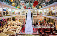 Some Brits Xmas shop year-round, but prematurely festive stores can grate - survey