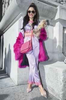 Street Fashion Paris N307