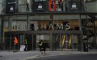 Debenhams stores to offer global money transfer