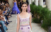 The grace of Beccaria's nymphs at Milan's second day of fashion