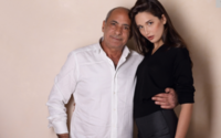 Camillo Bona omaggia Silvana Mangano ad Altaroma