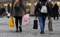 German retail sales rebound before partial lockdown