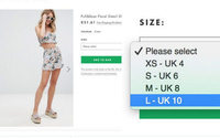 Asos and Pull&Bear under fire for describing size 10 as 'large'