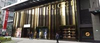 Gucci reorganizes in China