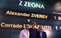 Il nuovo testimonial di Z Zegna è la star del tennis Alexander Zverev