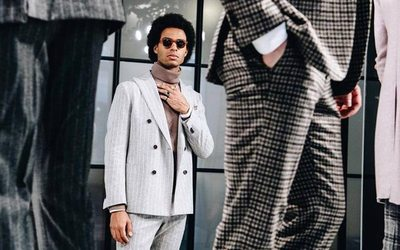 Dutch formalwear label Suitsupply soon to open first store