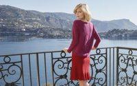 Gerry Weber : Eva Herzigova prête ses traits à l'automne-hiver