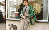 Harry Styles è il nuovo volto di Gucci tailoring