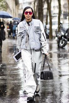 Street Fashion Paris N312