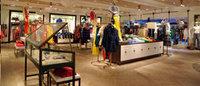 Tommy Hilfiger inaugura lo store di Firenze dopo il restyling