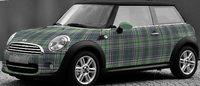 Una Mini per Franca Sozzani, progettata da Garage Italia Customs di Lapo Elkann