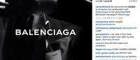 サム・スミスがバレンシアガの最新キャンペーンに登場、SNS上で発表