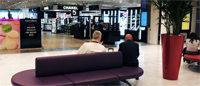 Les boutiques d'aéroports portées par l'explosion du trafic