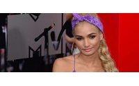 Pia Mia nommée directrice mode et égérie de la marque junior de Madonna