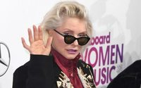 Debbie Harry to design fashion line for Obey