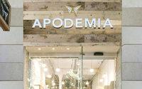 Apodemia inaugura su primera tienda en Barcelona